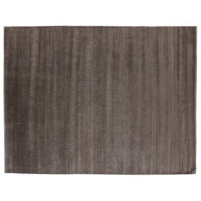Sanctuary Hand Woven Silk Linen Area Rug Rug Size: Rectangle 10 x 14