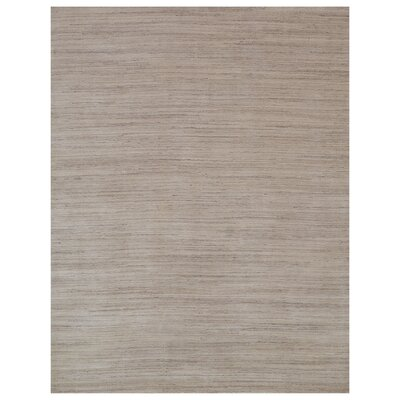 Gray Area Rug Rug Size: Rectangle 8 x 11