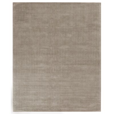 Pavo Hand-Woven Beige Area Rug Rug Size: Rectangle 9 x 12