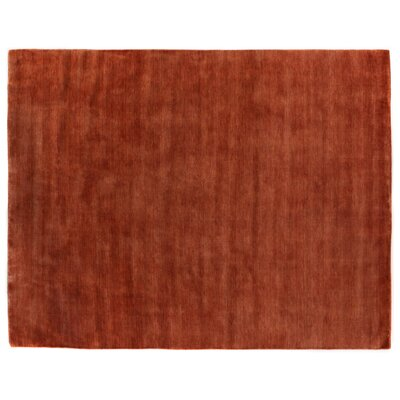 Dove Hand Woven Wool Sienna Area Rug Rug Size: Rectangle 8 x 10