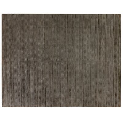 Addison Hand Woven Silk Smoke Area Rug