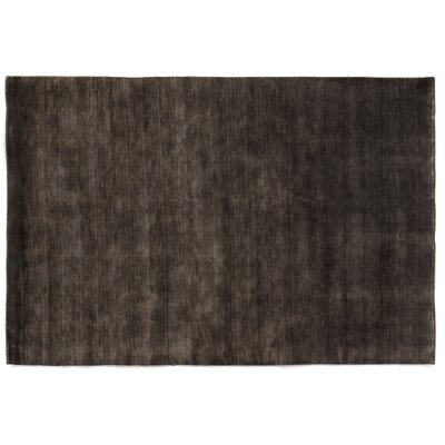 Dove Wool Light Charcoal Area Rug Rug Size: Rectangle 14 x 18