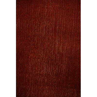 Smart Gem Hand-Woven Wool Burgundy Area Rug Rug Size: Rectangle 14 x 18