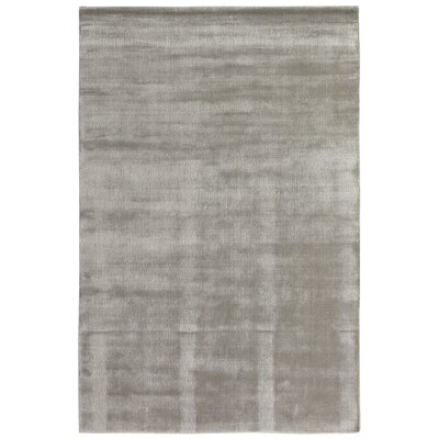 Smart Gem Hand-Woven Blue Area Rug Rug Size: 8 x 10