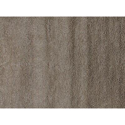Sumo Shag and flokati Wool Beige Area Rug Rug Size: 8 x 11