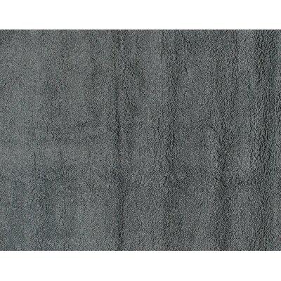 Sumo Shag Light Blue Area Rug Rug Size: 116 x 146