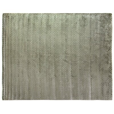 Oxford Green Area Rug Rug Size: 10 x 14