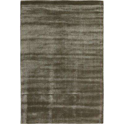 Smart Gem Hand-Woven Bronze Area Rug Rug Size: 12 x 15