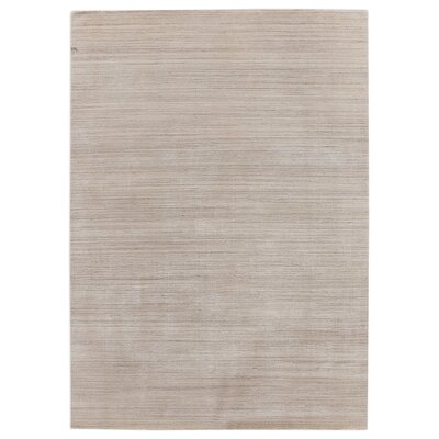 Gray Area Rug Rug Size: Rectangle 6' x 9'