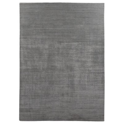 Hand-Woven Aqua Area Rug Rug Size: Rectangle 10 x 14