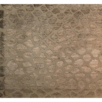 Metro-Velvet, New Zealand Wool/Bamboo Silk, Beige (3 Square) Rug