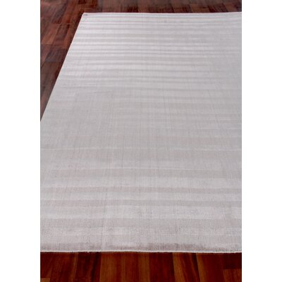 Robin Hand-Woven Ash Area Rug Rug Size: Rectangle 9 x 12