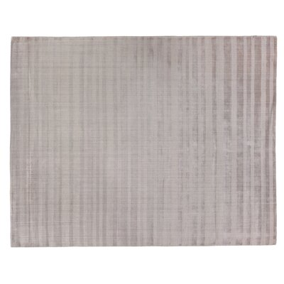 Robin Hand-Woven Ash Area Rug Rug Size: Rectangle 10 x 14
