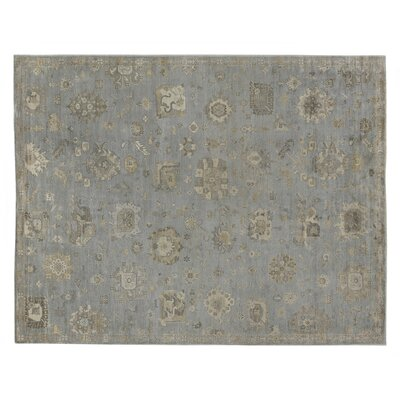 Museum Hand-Knotted Brown/Gray Area Rug Rug Size: Rectangle�10 x 14