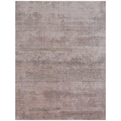 Reflections Hand-Woven Beige Area Rug Rug Size: Rectangle�10 x 14