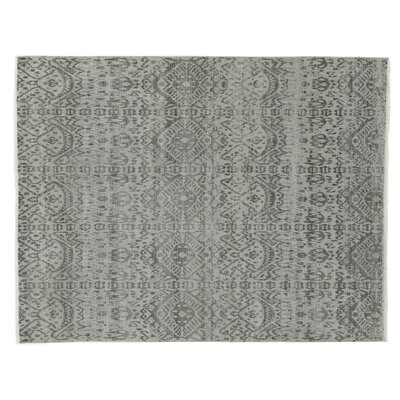 Lexington Hand-Knotted Gray/Black Area Rug