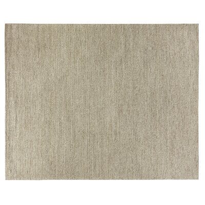 Crestwood Hand-Woven Beige Area Rug Rug Size: Rectangle 8 x 10