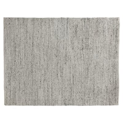 Lauryn Silver Area Rug Rug Size: Rectangle 9 x 12