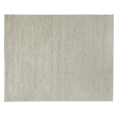 Crestwood Hand-Woven Sand Area Rug Rug Size: Rectangle 8 x 10
