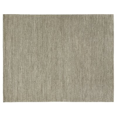 Crestwood Hand-Woven Brown Area Rug Rug Size: Rectangle 8 x 10