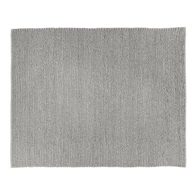 Arlow Hand-Woven Gray Area Rug