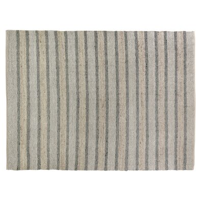 Lauryn Natural Area Rug Rug Size: Rectangle 10 x 14