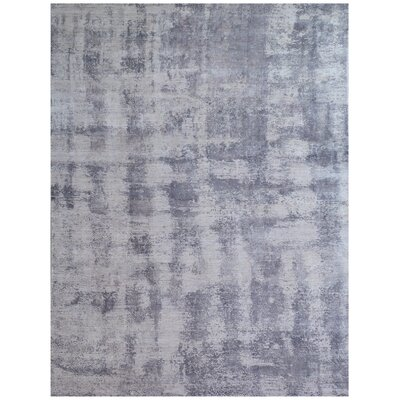 Antolini Gray Area Rug Rug Size: Rectangle 10 x 14