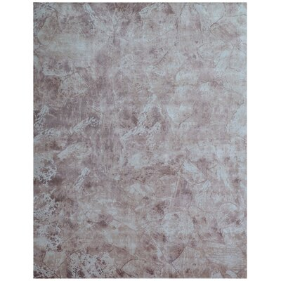 Cassina Rust Area Rug Rug Size: Rectangle 10 x 14