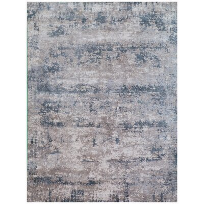 Reflections Gray Area Rug Rug Size: Rectangle 9 x 12