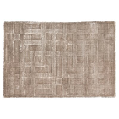 Hazel Beige Area Rug Rug Size: Rectangle 10 x 14