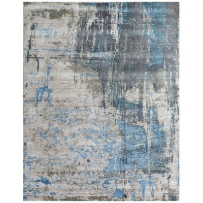 Reflections Beige Area Rug Rug Size: Rectangle 8 x 10