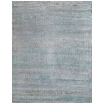Cassina Teal Area Rug Rug Size: Rectangle 8 x 10