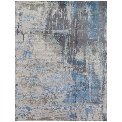 Antolini Beige Area Rug Rug Size: Rectangle 8 x 10