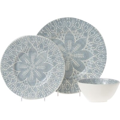 Mccaughey 3 Piece Place Setting Set, Service for 1 VLCE-3600GS