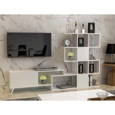 Washtenaw Modern 82 TV Stand
