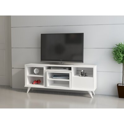 Morvant 47 TV Stand with End Table