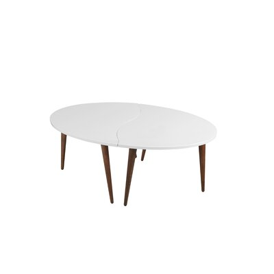 Wanner Modern 2 Piece Coffee Table Set