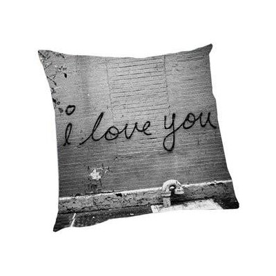 Wellow I Love You Throw Pillow