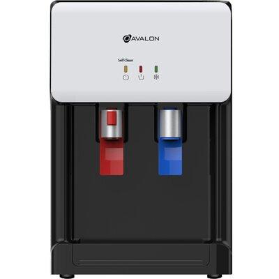 Avalon Bottleless Countertop Hot and Cold Water Cooler A8CTBOTTLELESSWHT