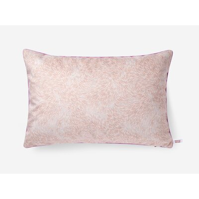 Boshears Pink Floor Pillow