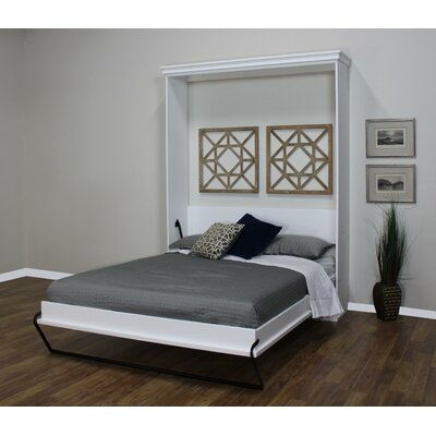Lewe Queen Murphy Bed