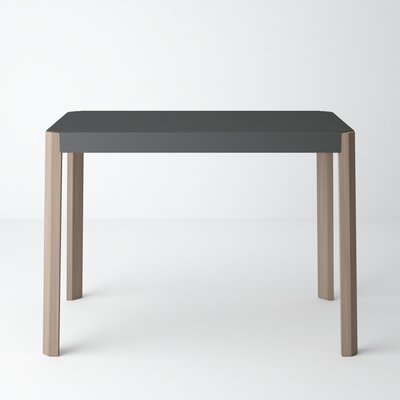 Amicus Pub Table Color: Anthracite