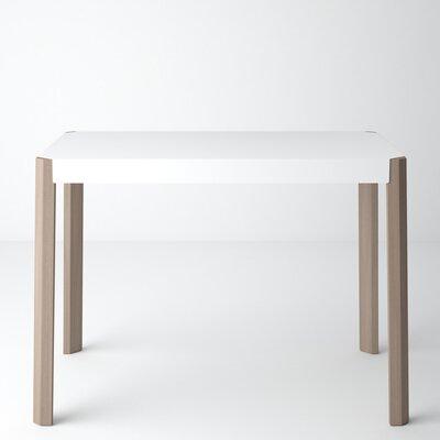 Amicus Pub Table Color: White