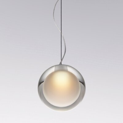 Tear Drop 1-Light LED Mini Pendant