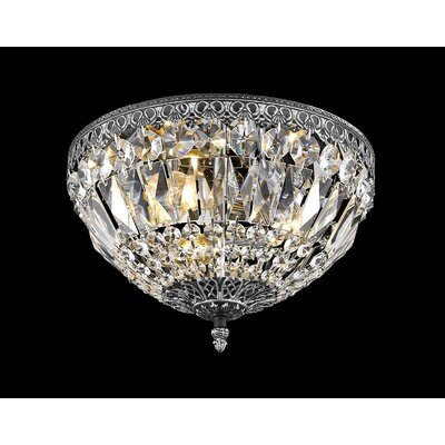Baronets 2-Light Flush Mount