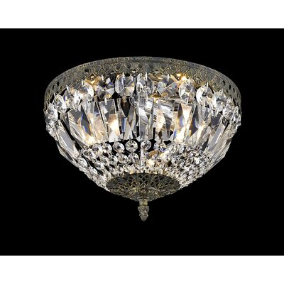 Baronets 5-Light Flush Mount