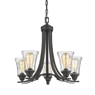 Trudy 5-Light Candle-Style Chandelier