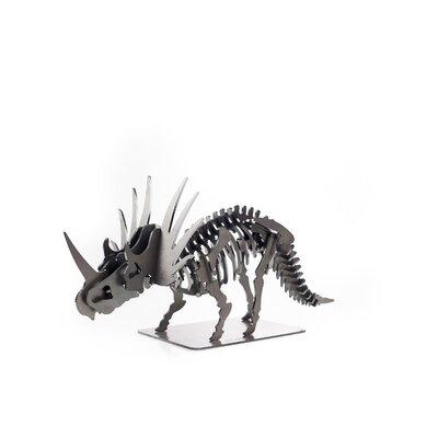 Styracosaurus Dinosaur 3D Puzzle Figurine PUZ-STYR