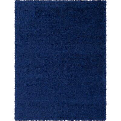 Blue Area Rug Rug Size: 9 x 12