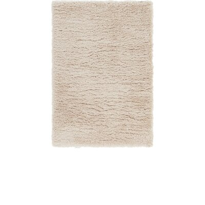 Cream Area Rug Rug Size: 4 x 6